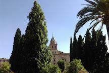 Plaza de los Aljibes, Granada, Spain