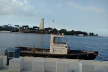 Monumento al Marinaio d'Italia, Brindisi, Italy