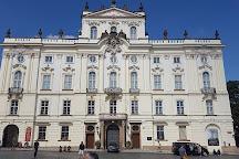 Schwarzenberg Palace, Prague, Czech Republic