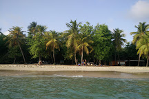 Plage des Salines, Sainte-Anne, Martinique
