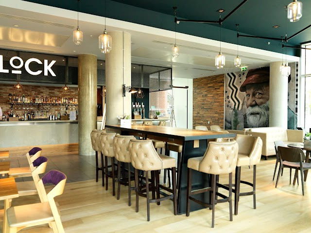 The Lock Kitchen & Bar - Double Tree by Hilton Leeds