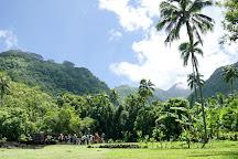 Arahurahu Marae, Opoa, French Polynesia