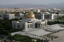 Palace Complex Oguzkhan, Ashgabat, Turkmenistan