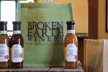 Broken Earth Winery, Paso Robles, United States