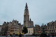 Vlaeykensgang, Antwerp, Belgium
