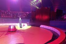 Une Journee au Cirque, Villeneuve-la-Garenne, France
