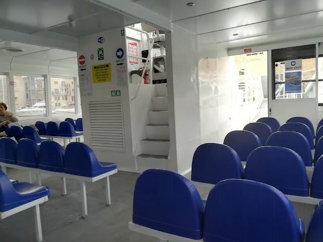 Valletta - 3 Cities Ferry