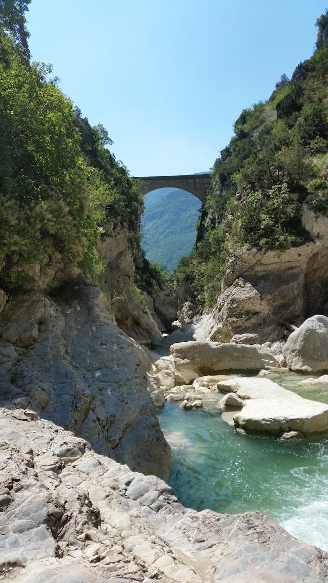 Cascade de Vegay