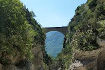 Cascade de Vegay, Aiglun, France
