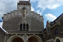 Eglise Saint-Maurice de Becon, Courbevoie, France