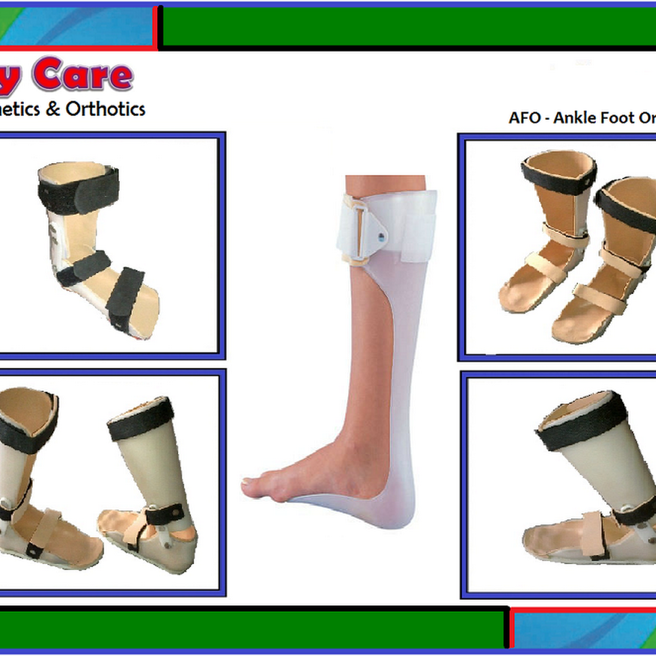 My Care Prosthetics & Orthotics Medical Center - Orthotics ...