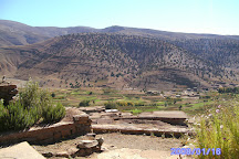 Ecomusee Vallee des Bougmez, Tabant, Morocco