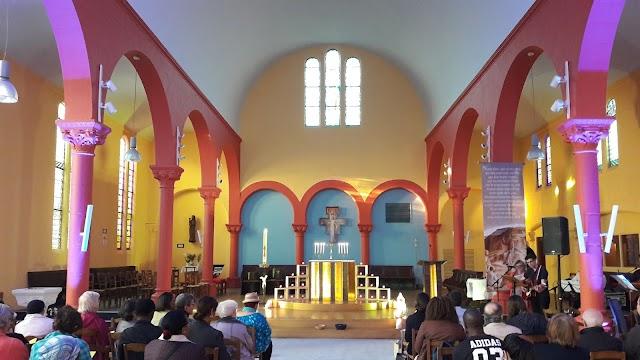 Eglise Saint Joseph des Quatre Routes