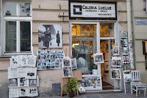 Galeria LueLue, Krakow, Poland