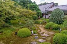 Unryuin, Kyoto, Japan