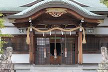 Inatsuhiko Shrine, Mino, Japan