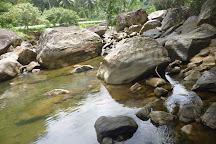 Olu Ella Falls, Yatiyantota, Sri Lanka