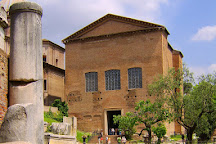 Curia Julia, Rome, Italy