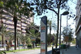 Автобусная станция   Oscar Esplá 3