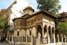 Stavropoleos Monastery, Bucharest, Romania