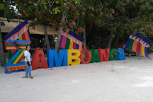 Great Santa Cruz Island, Zamboanga City, Philippines
