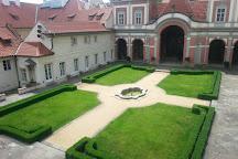 Ledebour Garden, Prague, Czech Republic