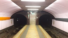 Kinning Park SPT Subway Station glasgow