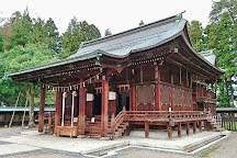 Uesugi Jinja Shrine, Yonezawa, Japan