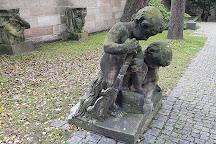 Burgermeistergarten, Nuremberg, Germany
