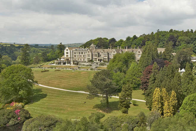 Visit Elan Spa At Bovey Castle On Your Trip To North Bovey