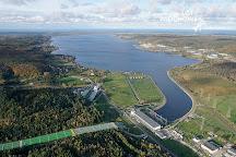 Lake Zarnowiec, Nadole, Poland