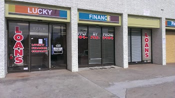 Lucky Finance Co. Payday Loans Picture