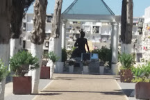 Rocio Jurado monument, Chipiona, Spain