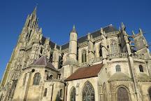 Cathedrale notre-dame de Senlis, Senlis, France