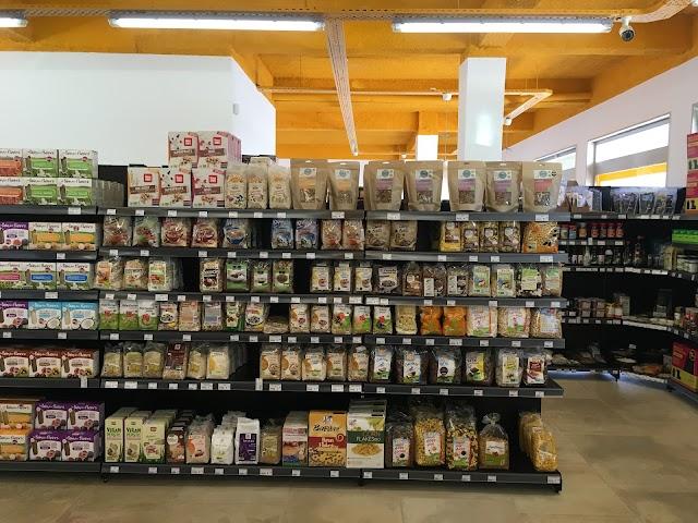 Gasshô - Supermercado Biológico