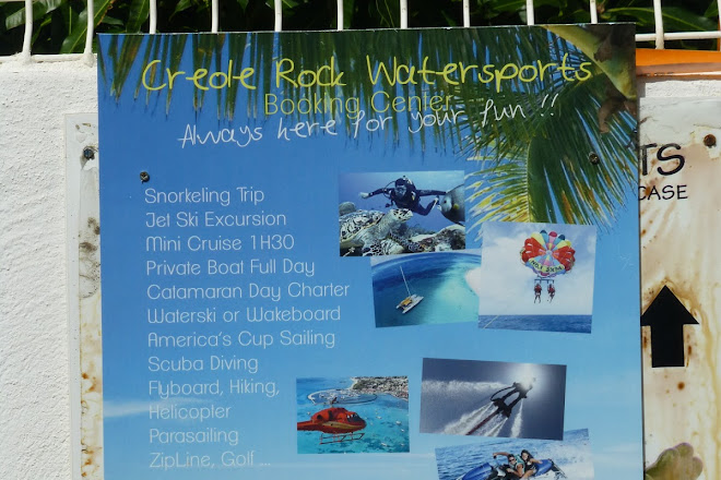 Creole Rock Water Sports, Grand Case, St. Maarten-St. Martin
