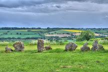 Rollright Stones, Rollright, United Kingdom