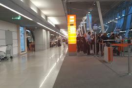 Автобусная станция   Lotnisko Chopina   Odloty 01