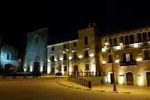 Piazza del popolo Cittaducale, Cittaducale, Italy