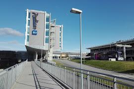Железнодорожная станция  Trondheim lufthavn stasjon