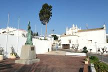 San Vicente de Albufeira Statue, Albufeira, Portugal