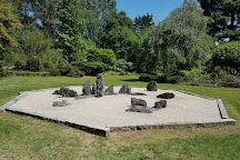Jardin zen d'Erik Borja, Beaumont-Monteux, France