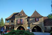 Parc Le Bournat, Le Bugue, France