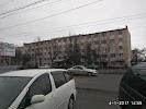 Гуманитарный Факультет КРСУ, Чуйский проспект на фото Бишкека