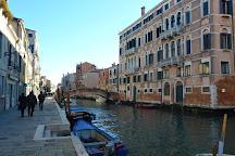 Rio della Misericordia, Venice, Italy