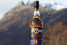 Isle of Arran Distillers, Lochranza, United Kingdom