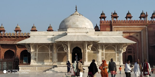 Sufi Saint Shiakh Salim Chisti's To