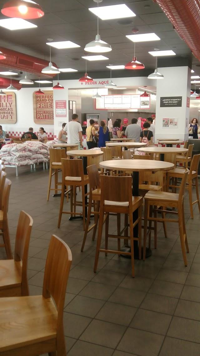 Five Guys Centro Comercial Parque Sur