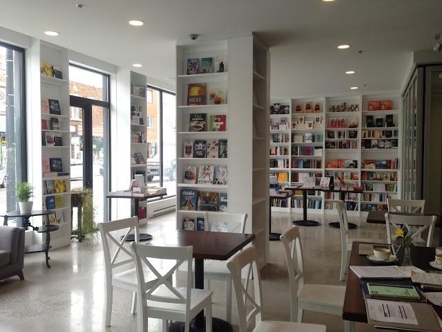 Chez L'Editeur - Cafe Litteraire