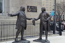 Love Park, Philadelphia, United States